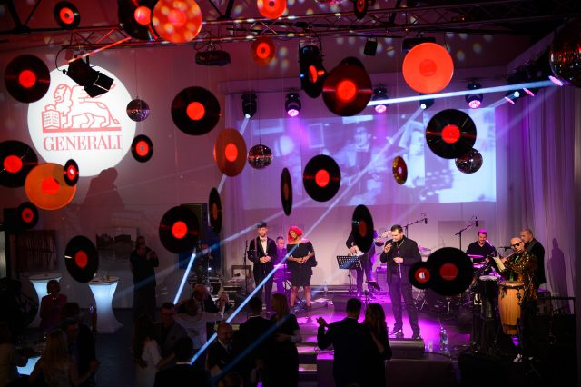 Generali VIP Best off 30.11.2017 Vodárenské múzeum BA