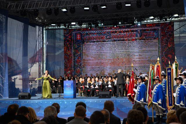 100. výročie Deklarácie SLOVENSKÉHO NÁRODA